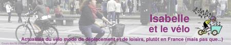 Le Randonneur Isabelle et le vélo