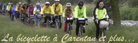 Le Randonneur La bicyclette à Carentan