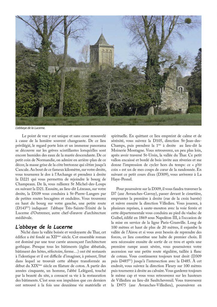 Avranches et le Mont-Saint-Michel